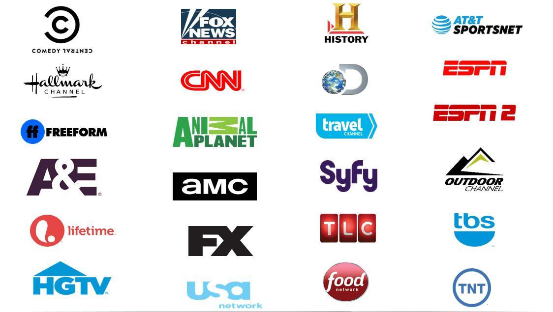 channel logos