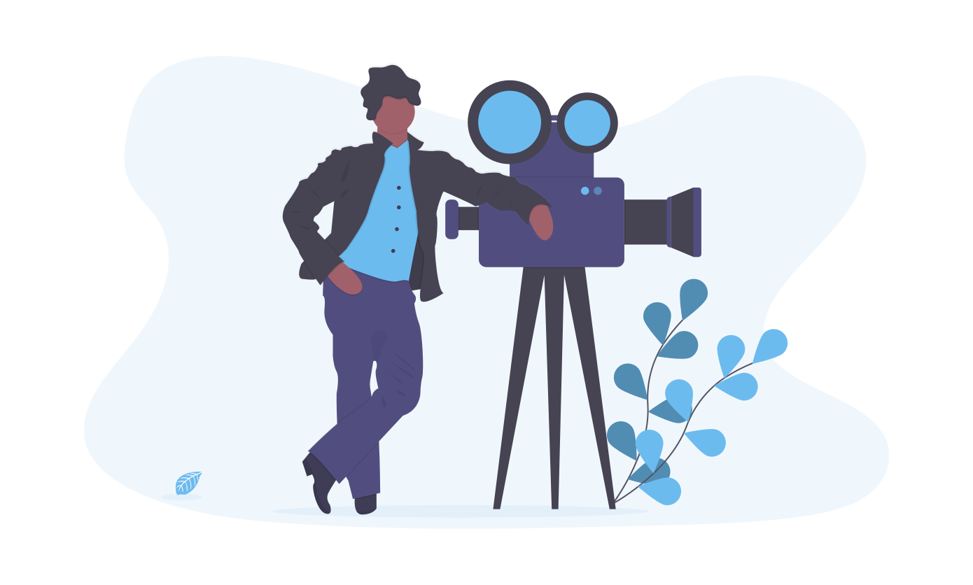Video Production Man